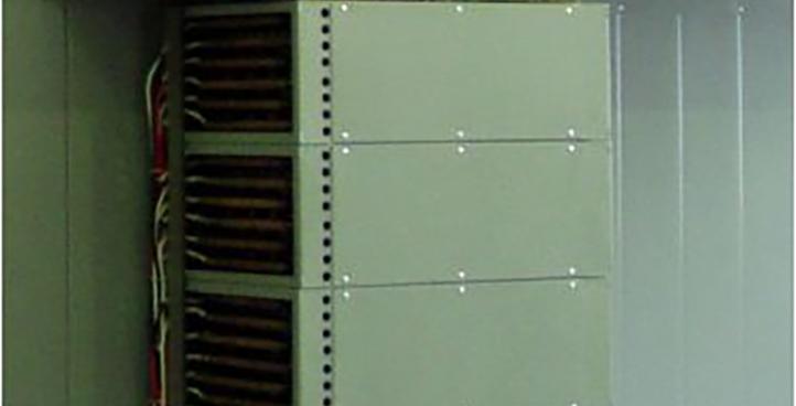 Электрокалориферы
