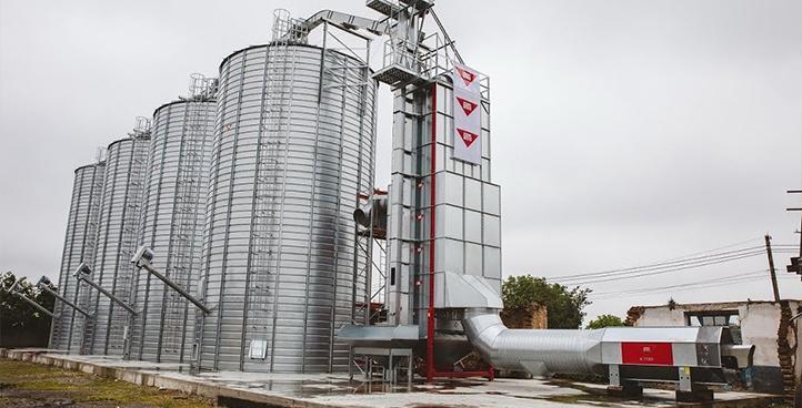 Зернохранилища Agrosec
